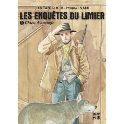 CHIEN D'AVEUGLE - LES ENQUETES DU LIMIER T1