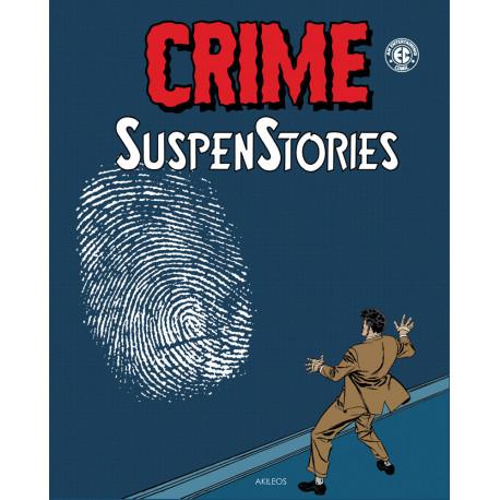CRIME SUSPENSTORIES T3