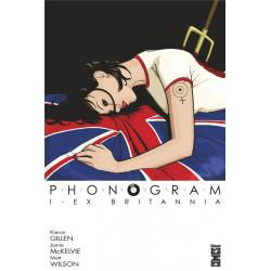 PHONOGRAM TOME 01 - EX BRITANNIA