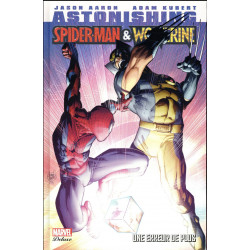 ASTONISHING SPIDER-MAN/WOLVERINE