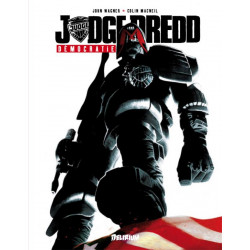 JUDGE DREDD - DEMOCRATIE
