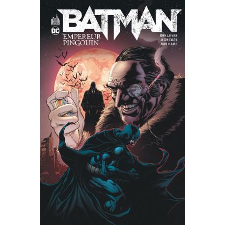 BATMAN EMPEREUR PINGOUIN - DC RENAISSANCE