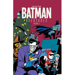 BATMAN AVENTURES TOME 3 - URBAN KIDS