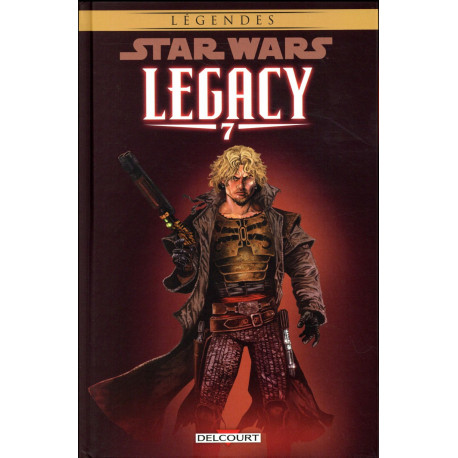 STAR WARS - LEGACY T07. NED