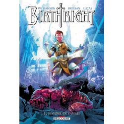 BIRTHRIGHT T04