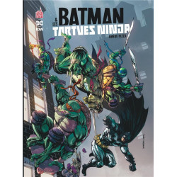 BATMAN ET LES TORTUES NINJA TOME 1 - URBAN KIDS