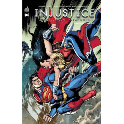 INJUSTICE TOME 7 - URBAN GAMES