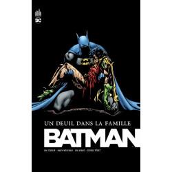 BATMAN UN DEUIL DANS LA FAMILLE - NOUVELLE EDITION DC ESSENTIELS