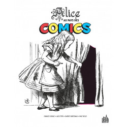 ALICE AU PAYS DES COMICS - URBAN BOOKS