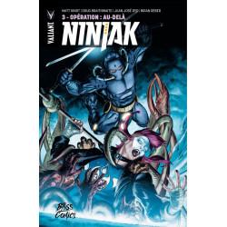 NINJAK T03 : OPERATION AU-DELA