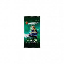WAR OF SPARK BOOSTER MAGIC THE GATHERING ANGLAIS