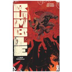 RUMBLE - TOME 03 - ETREINTE DE L'IMMORTALITE