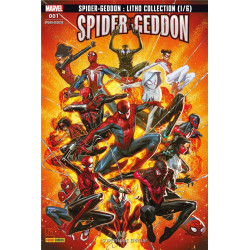 SPIDER-GEDDON (FRESH START) N 1