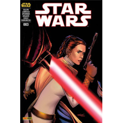 STAR WARS N 3 (COUVERTURE 1/2)