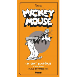 MICKEY MOUSE PAR FLOYD GOTTFREDSON N&B - TOME 04 - 1936/1938 - MICKEY ET L'ILE VOLANTE ET AUTRES HIS