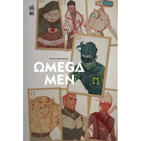 DC DELUXE - OMEGA MEN