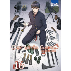 DARWIN'S GAME T16 - VOLUME 16