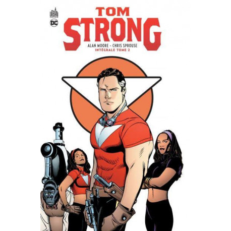 DC ESSENTIELS - TOM STRONG TOME 2