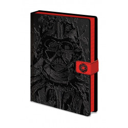 DARTH VADER STAR WARS PREMIUM A5 NOTEBOOK