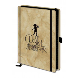 DOBBY HARRY POTTER PREMIUM A5 NOTEBOOK