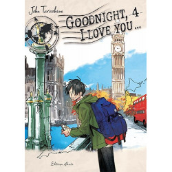 GOODNIGHT, I LOVE YOU... - TOME 4