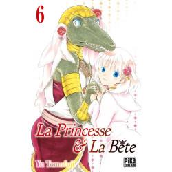 LA PRINCESSE ET LA BETE T06