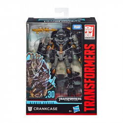 CRANKCASE TRANSFORMERS GENERATIONS DARK SIDE OF THE MOON ACTION FIGURE