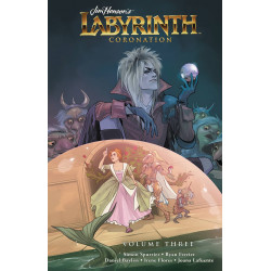 JIM HENSON LABYRINTH CORONATION HC VOL 3