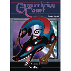 GUNNERKRIGG COURT HC VOL 7