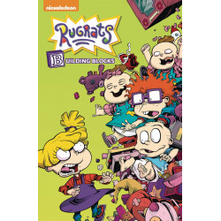 RUGRATS BUILDING BLOCKS GN