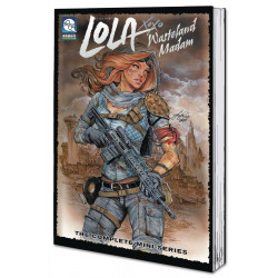 LOLA XOXO WASTELAND MADAM TP VOL 1