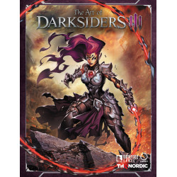 ART OF DARKSIDERS III
