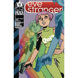 EVE STRANGER 4 CVR A BOND
