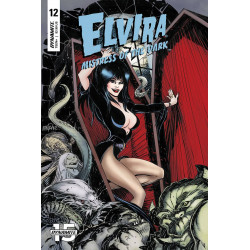ELVIRA MISTRESS OF DARK 12 CVR A MANDRAKE