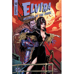ELVIRA MISTRESS OF DARK 12 CVR C ROYLE