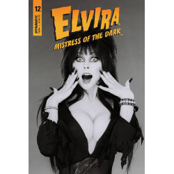 ELVIRA MISTRESS OF DARK 12 CVR D PHOTO