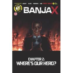 BANJAX 2 CVR B ALVES