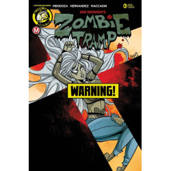 ZOMBIE TRAMP ONGOING 62 CVR B MACCAGNI RISQUE