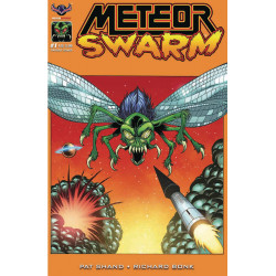 METEOR SWARM 1 PARODY CVR