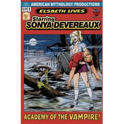 STARRING SONYA DEVEREAUX VAMPIRE ACADEMY HORROR HOMAGE CVR VOL 2