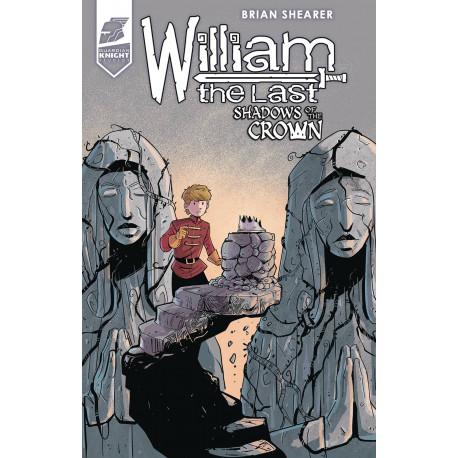 WILLIAM LAST SHADOWS OF CROWN 1