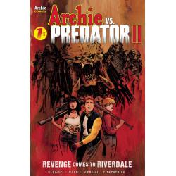 ARCHIE VS PREDATOR 2 1 CVR A HACK