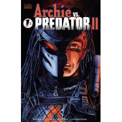 ARCHIE VS PREDATOR 2 1 CVR D FRANCAVILLA