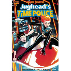 JUGHEAD TIME POLICE 2 CVR A CHARM