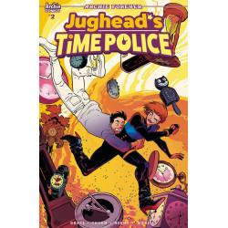 JUGHEAD TIME POLICE 2 CVR B HENDERSON