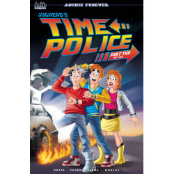 JUGHEAD TIME POLICE 2 CVR C TITO PENA