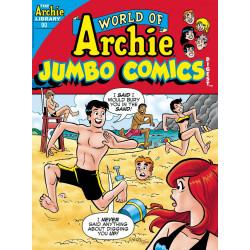 WORLD OF ARCHIE JUMBO COMICS DIGEST 90