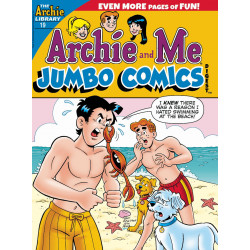 ARCHIE AND ME JUMBO COMICS DIGEST 19